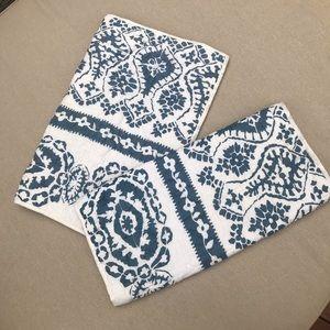 Pottery Barn Cotton Pillow Shams